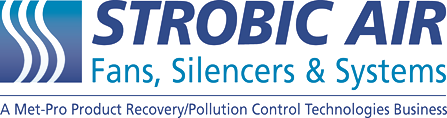 Strobic Air solutions logo
